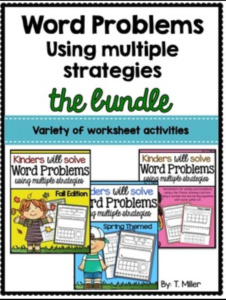 Solving word problems strategies