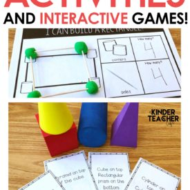 12 Hands-On Shape Activities