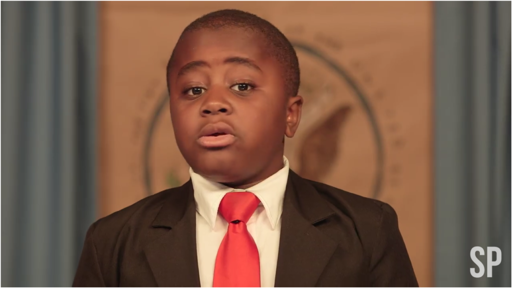 Kid President Video on the story of Martin Luther King, Jr.