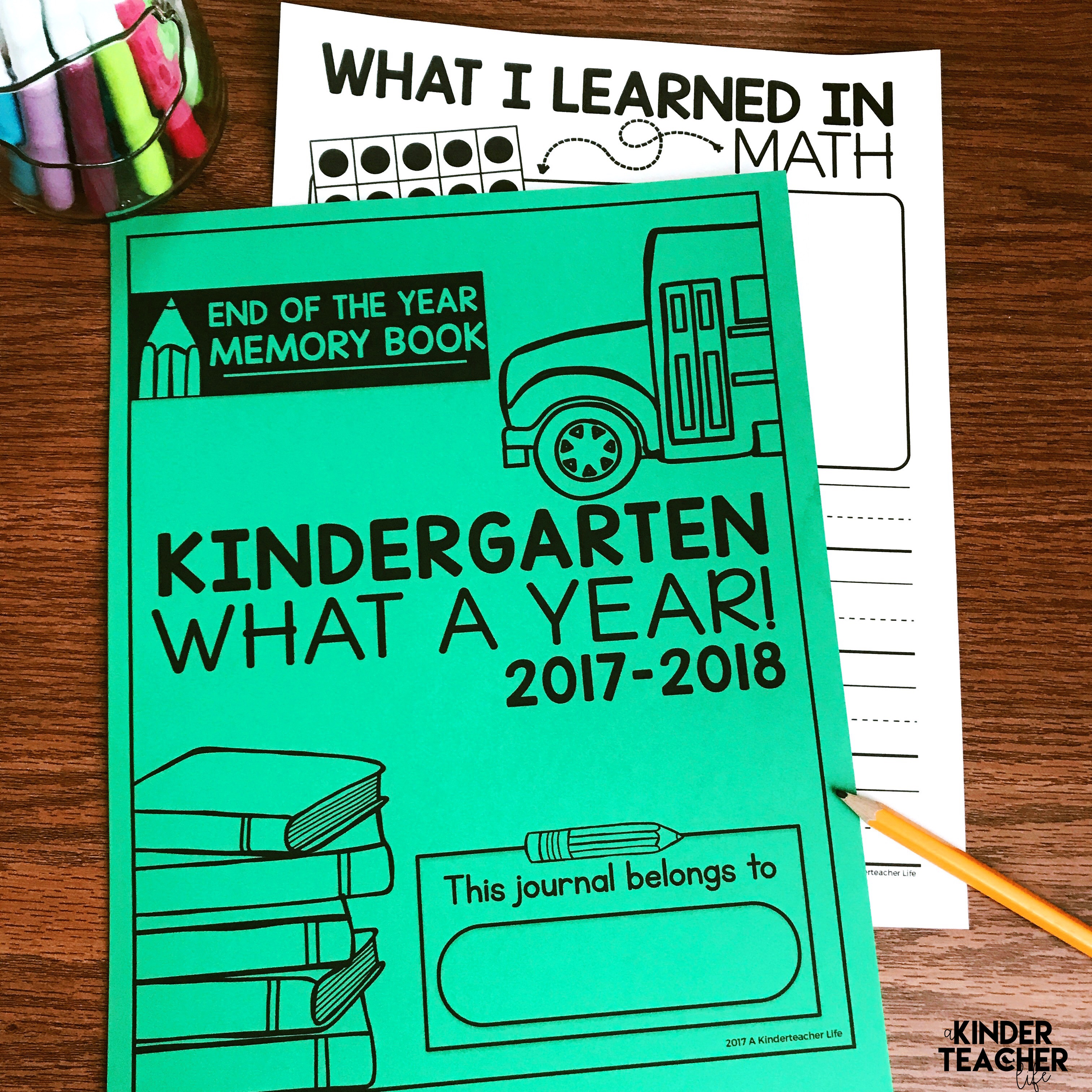 A Kinderteacher Life - A Primary Teaching Blog
