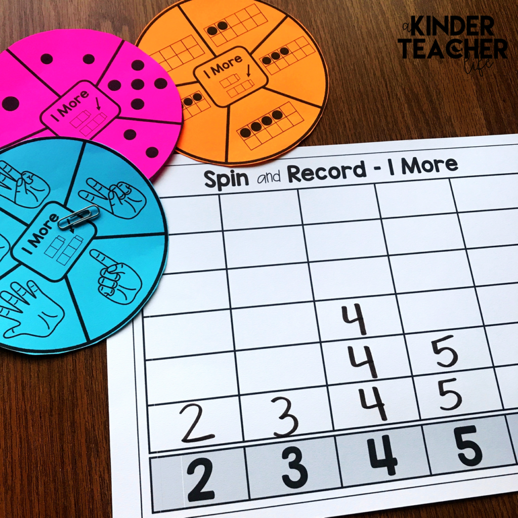 Comparing Numbers Math Centers! Freebie Included! - A Kinderteacher Life
